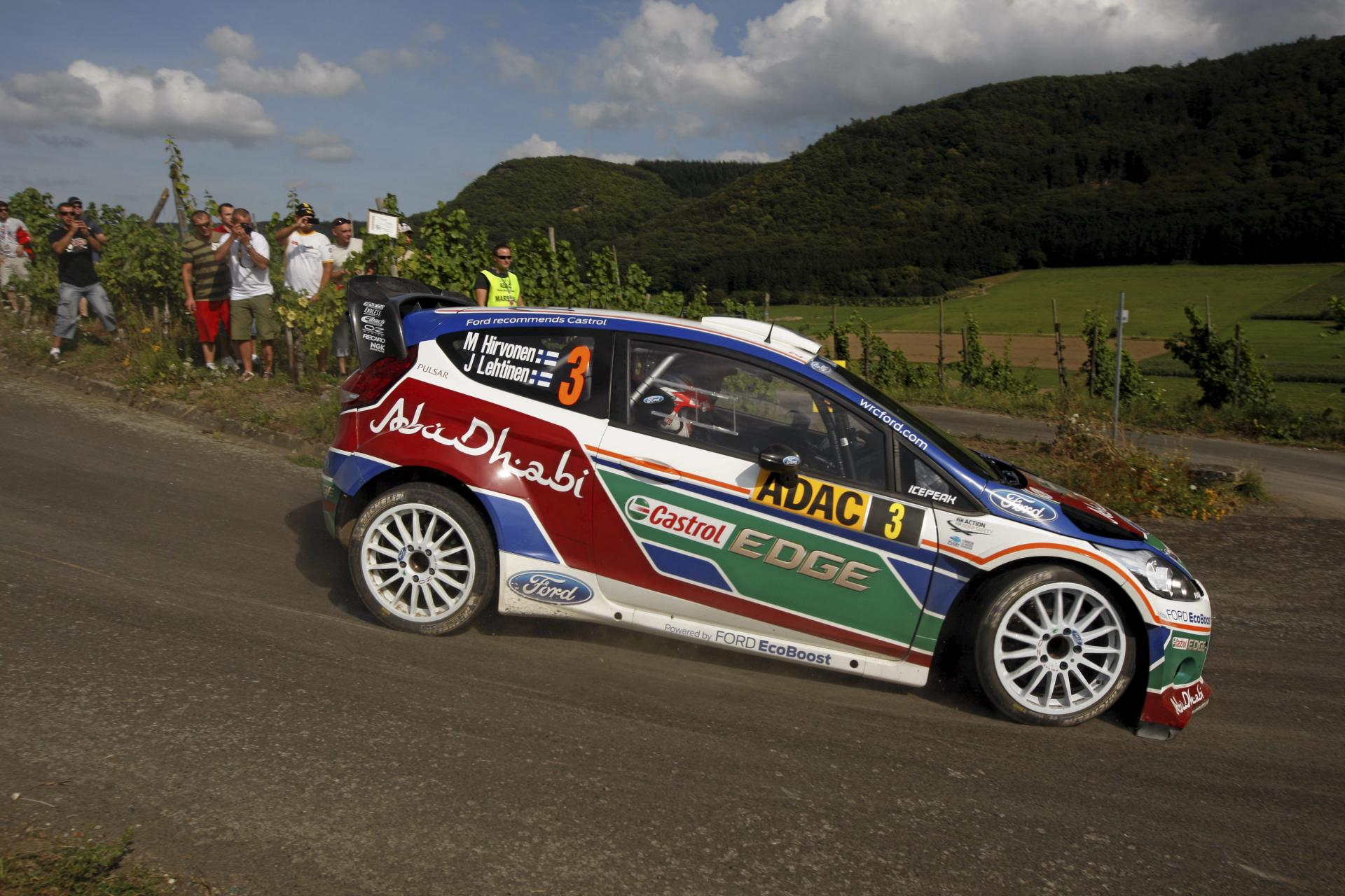Ford announce WRC pullout