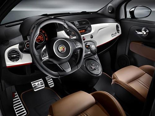 2014-Fiat-500-Abarth-Interior