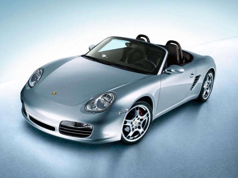 Porsche Boxster - Best convertibles