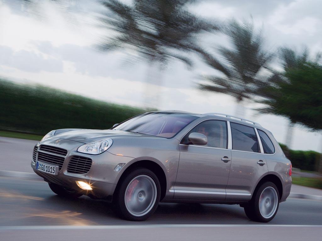 Porsche Cayenne - Best SUVs