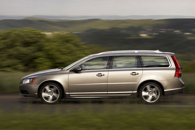 Volvo V70 profile - Best used estate car
