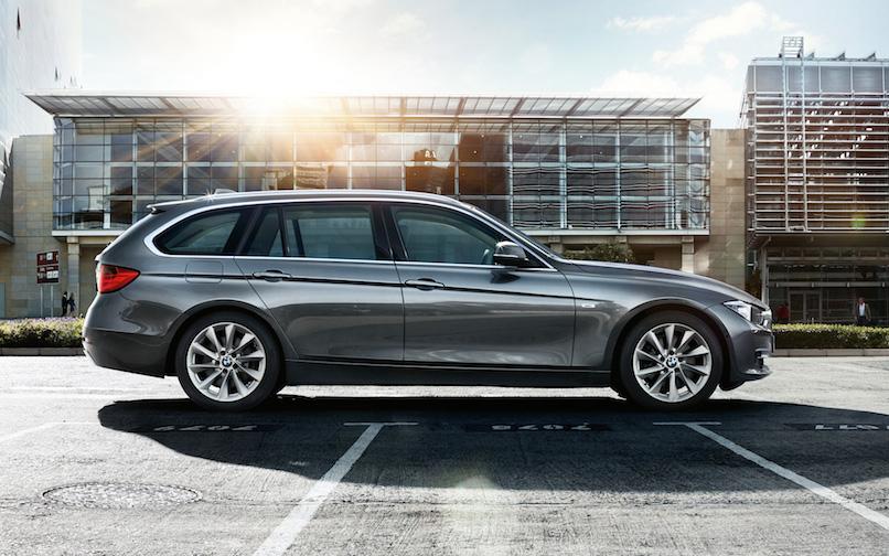 BMW 3-Series Touring profile