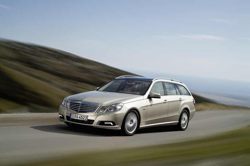 Mercedes E-Class estate - Best used estate car