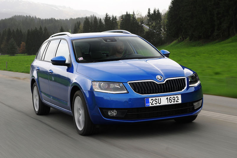 Skoda Octavia Estate - Best used estate car