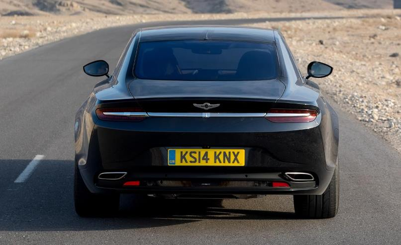 Aston Martin Lagonda rear