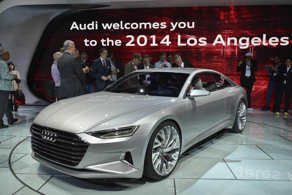 Audi Prologue LA motor show
