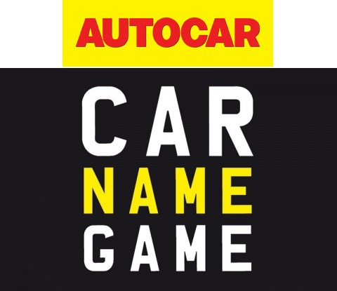 Autocar Car Name Game