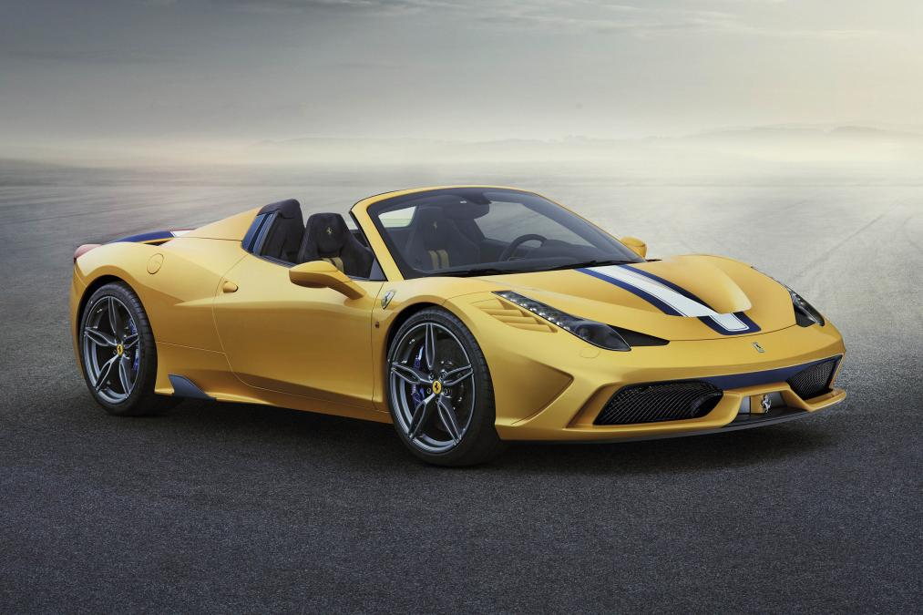 Ferrari 458 Speciale A