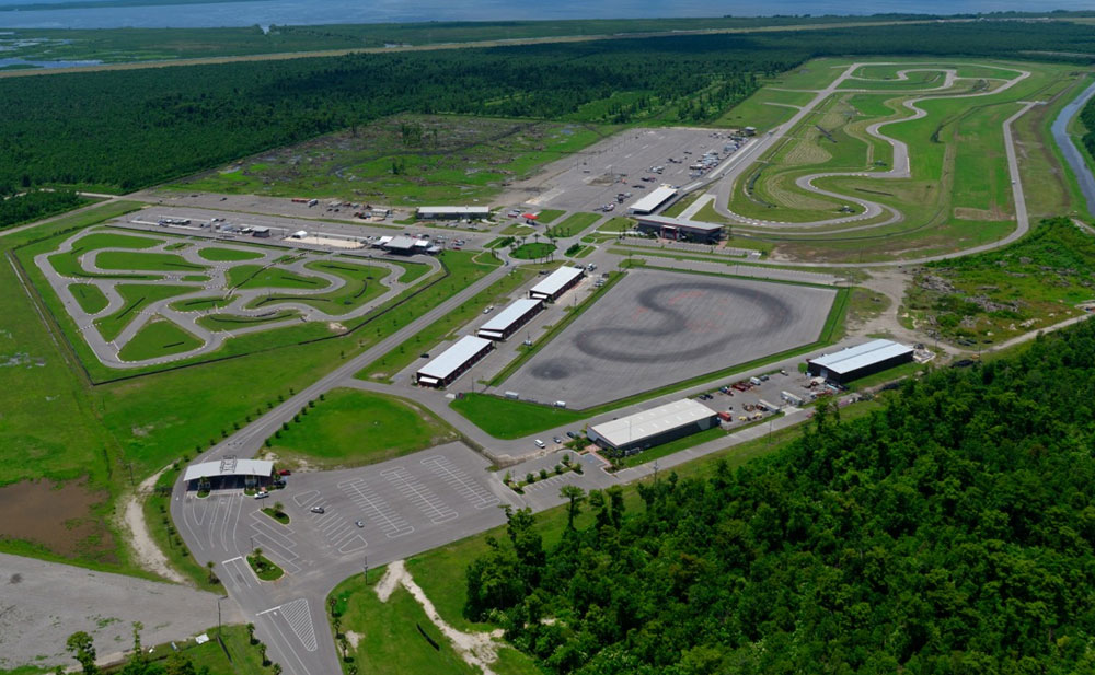 NOLA Motorsport facility