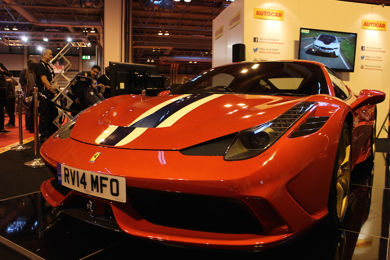 Photo gallery autosport international and performance car for Anything with a motor