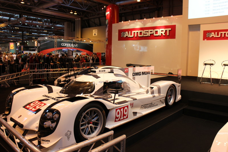 Autosport international and performance car show 2015 for What does a motor vehicle report show