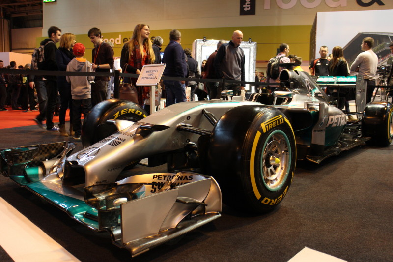 autosport-international-mercedes-f1