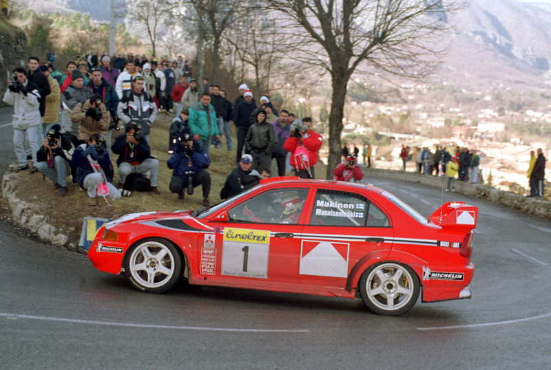 Mitsubishi Lancer Evo VI Tommi Makinen - Best rally cars