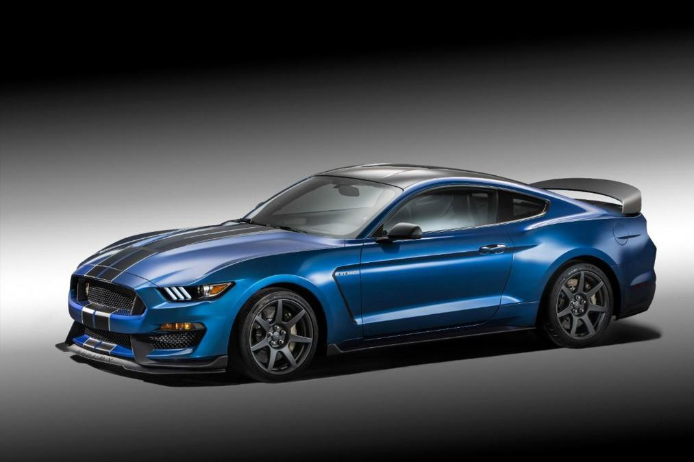 Shelby Mustang GT350R Detroit motor show