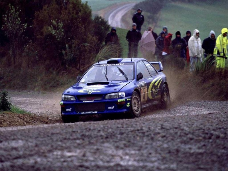 Top five: best rally cars - Anything Motor