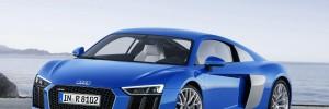 Audi R8 V10 - front
