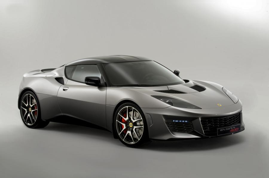 Lotus Evora 400 - Geneva motor show