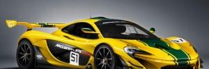McLaren P1 GTR - Front
