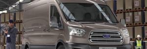 Ford Transit History