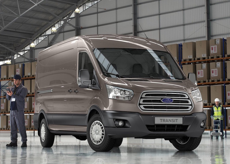 Ford Transit History