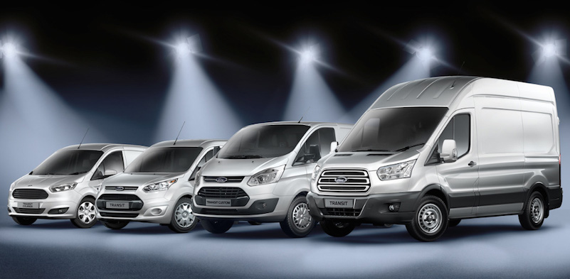 History of Ford Transit