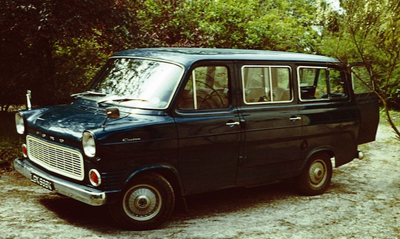 history Ford Transit