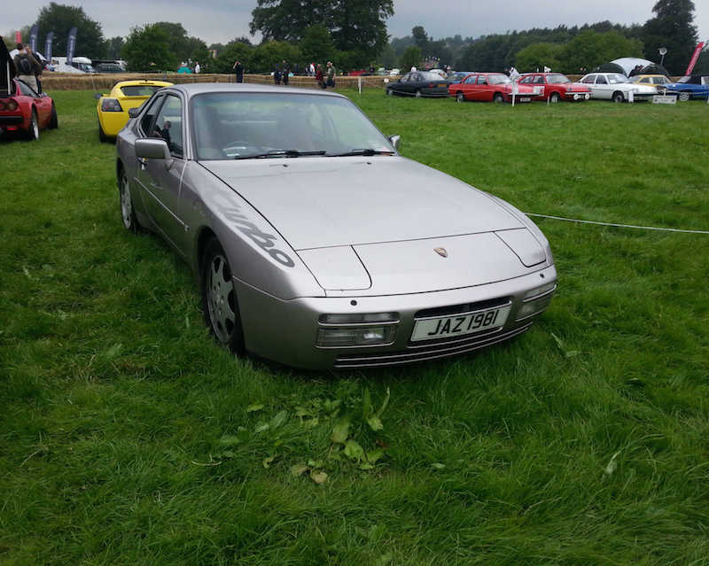 Porsche 944 Turbo - Cholmondeley Pageant of Power