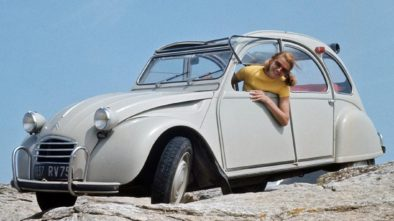 Stylish Citroens