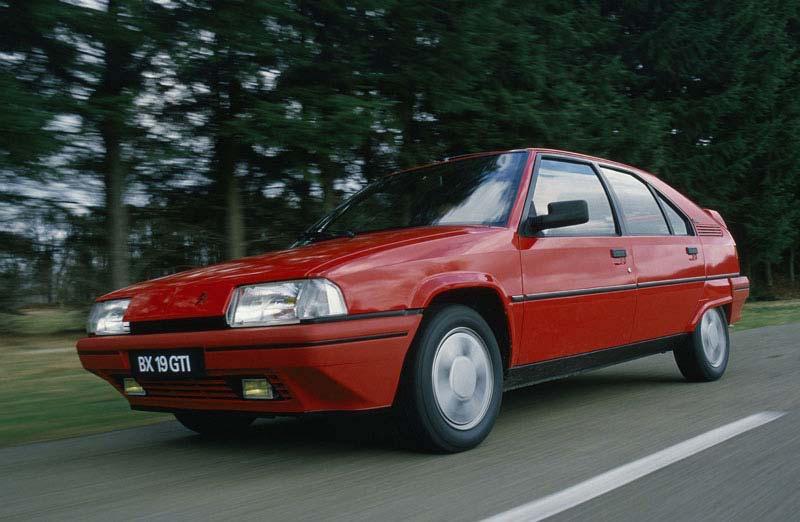 Citroen BX GTi 16V - Iconic Citroens