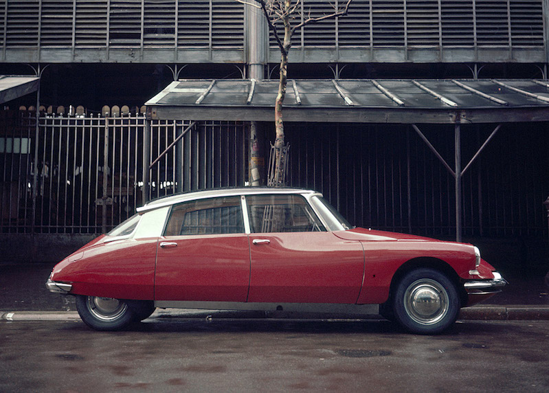 Citroen DS - Iconic Citroens