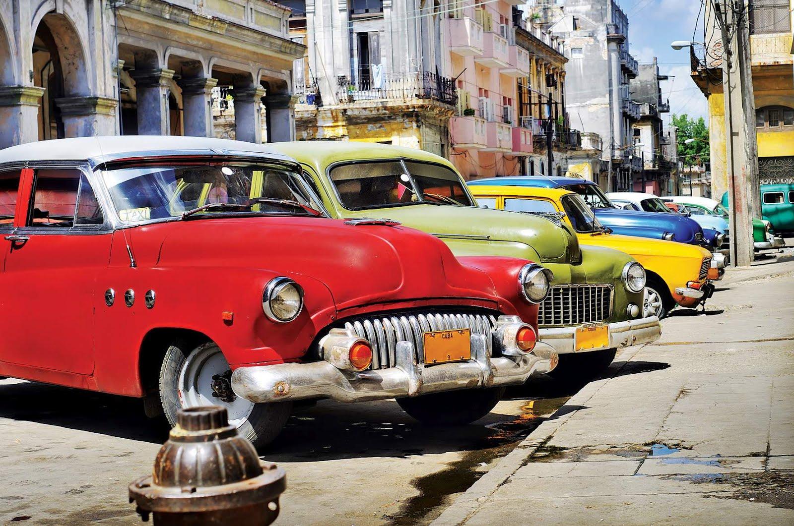 Cuba's Cars