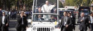 Popemobile Jeep Wrangler