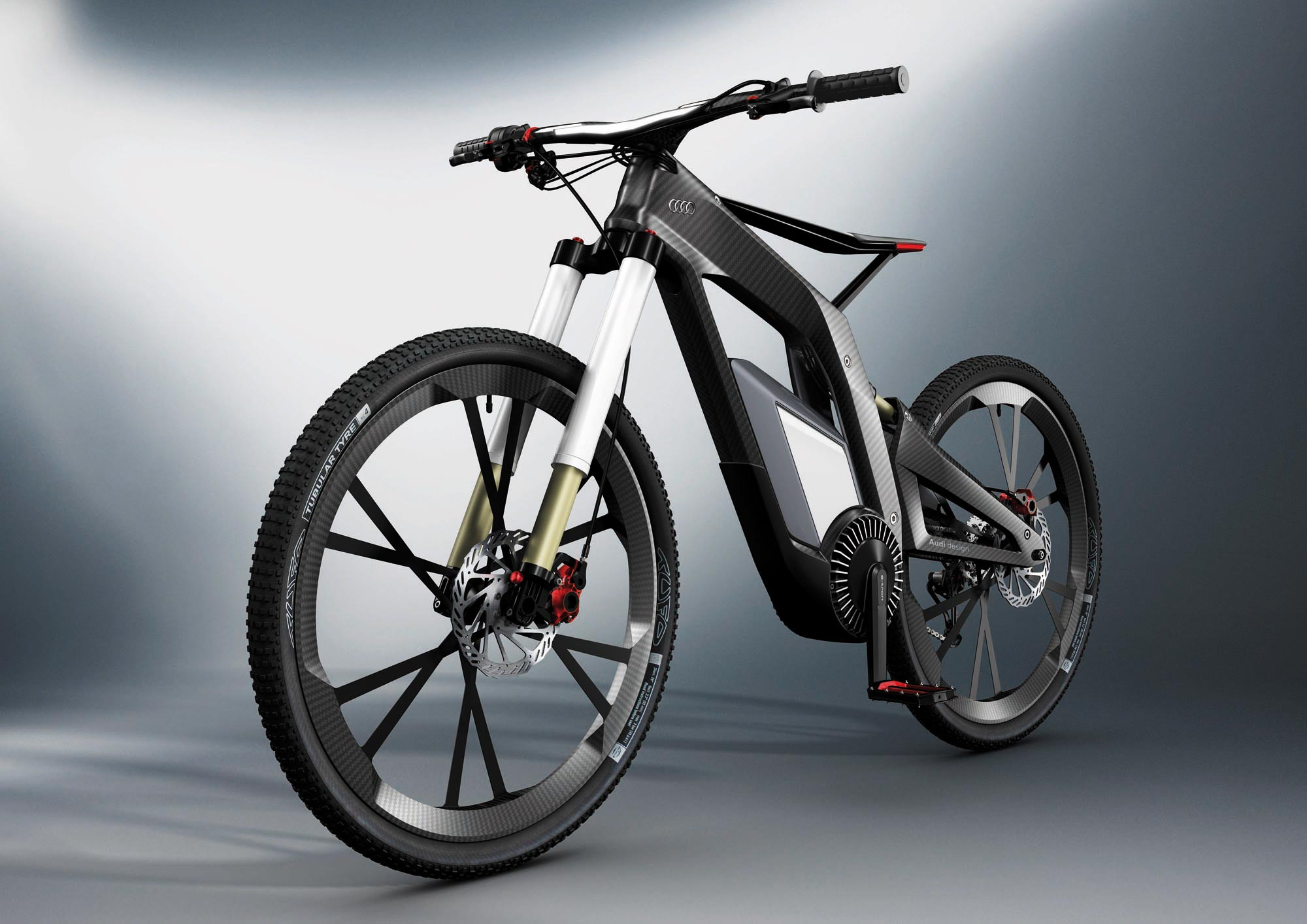 A new kind of vehicle is an electric bike