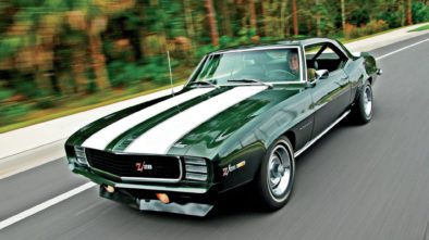 Inexpensive muscle cars