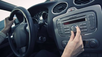 Car radio history
