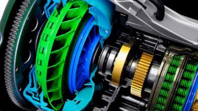 History auto transmission