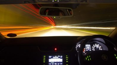 Driving at night guide