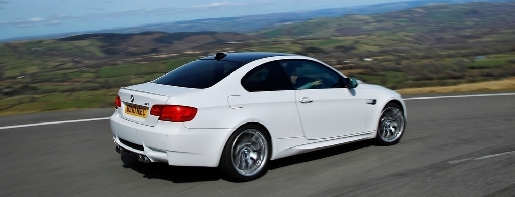 BMW M3 E92 Comp Pack