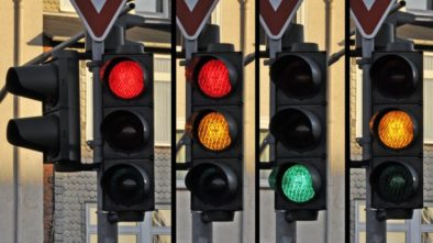 Faulty traffic signals